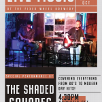 shaded squares live music